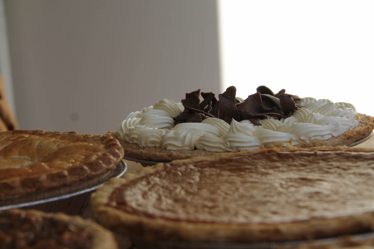 Tippin's pies