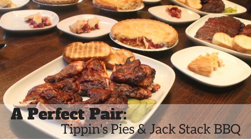 A Perfect Pair: Tippin's Pies & Jack Stack BBQ
