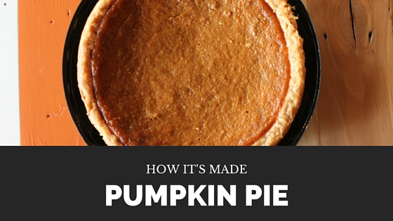How It's Made: Tippin's Pumpkin Pie