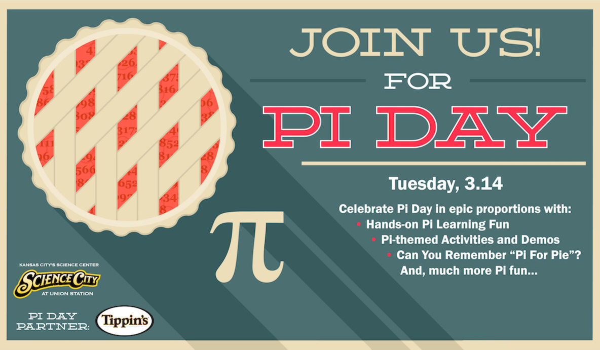 Tippin's Pi Day at Science City