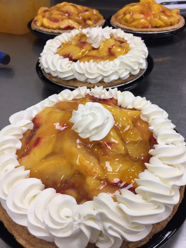 Tippins Peach Cooler Pies