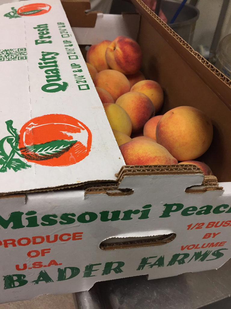 Bader Farms Peaches
