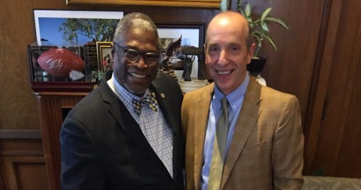 KC Mayor with Tippin's President