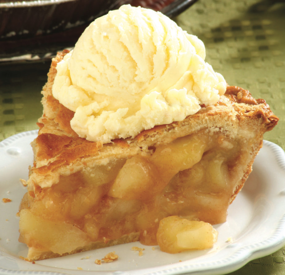 Tippin's all-American apple pie