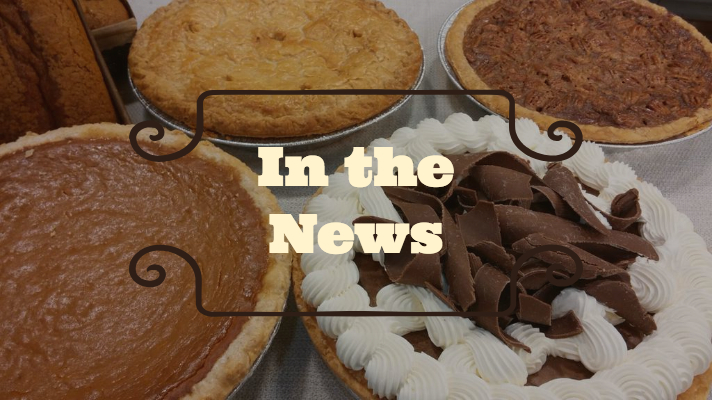 Tippin's Pies In the News