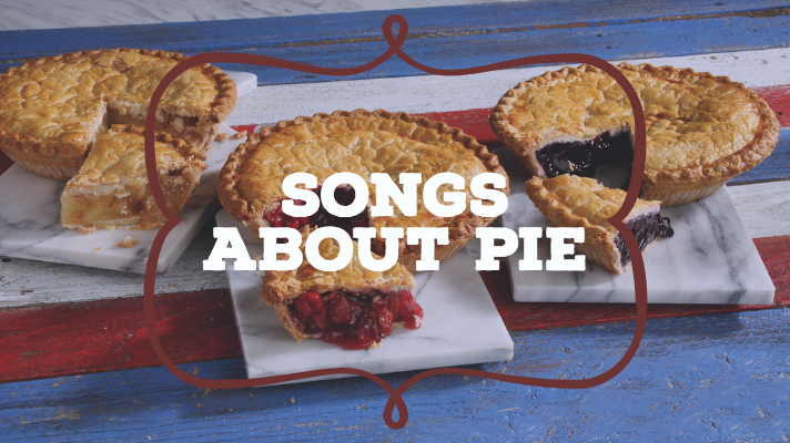 Tippin's Favorite Songs About Pie