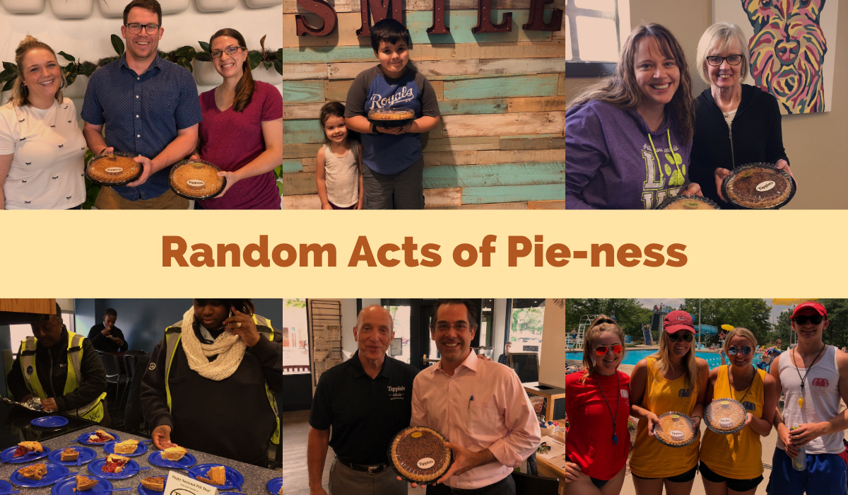 Tippin's Random Acts of Pie-ness